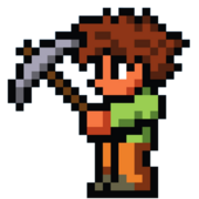 Terraria guy