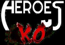 Heroes K.O Logo (Fixed)