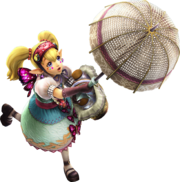 Agitha Parasol (Hyrule Warriors)