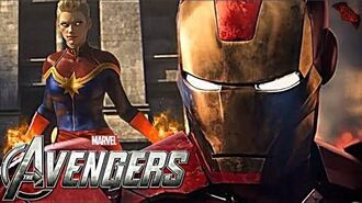 New Avengers Game Official Details Revealed!