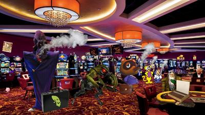 Casino better smoke