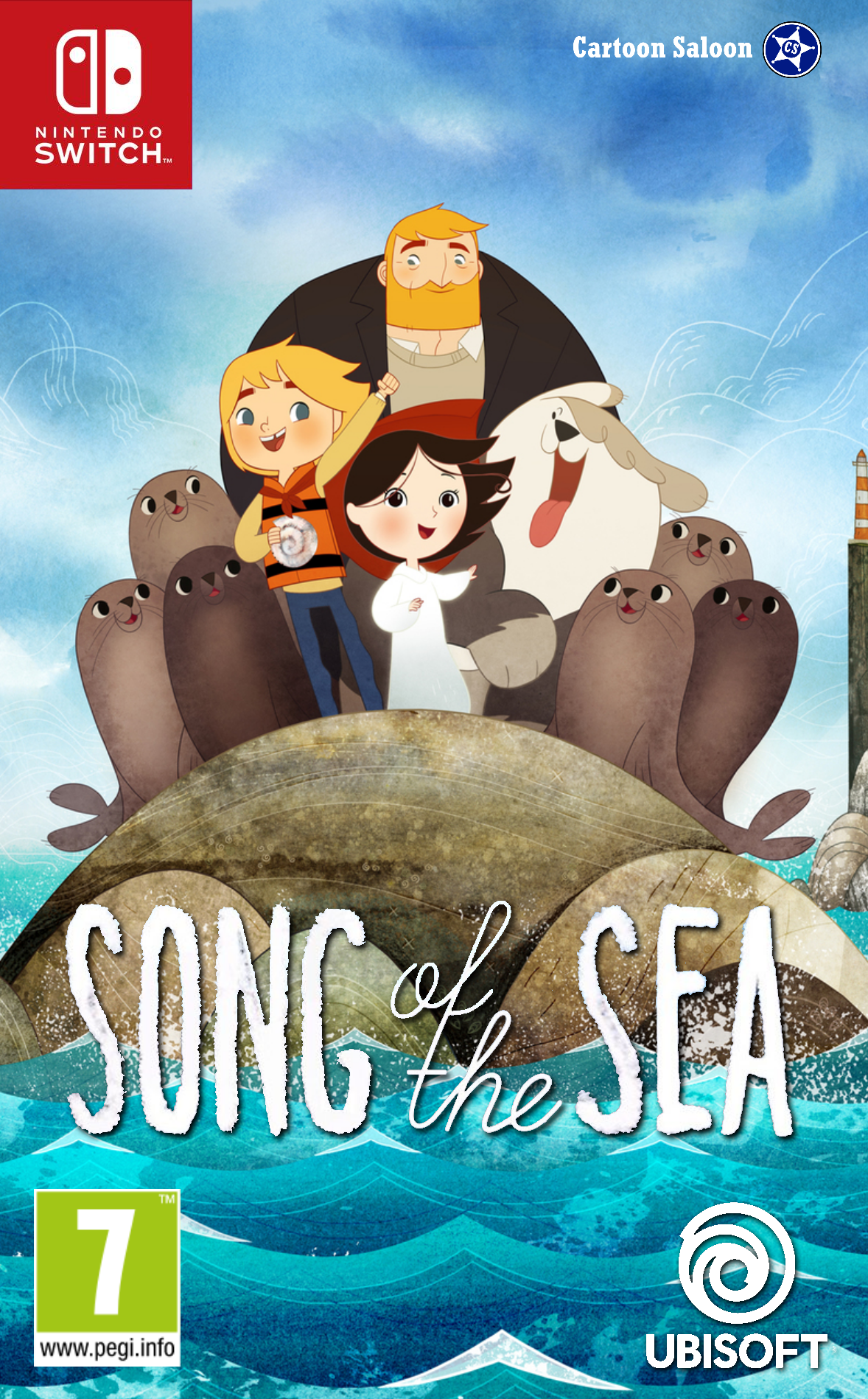 Song of the Sea (video game) | Video Game Fanon Wiki