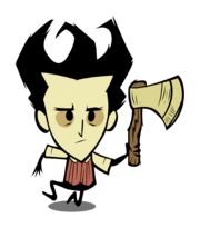 Don t starve wilson vector by kyuubi3000-d5n18nd