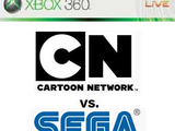 Cartoon Network vs. Sega