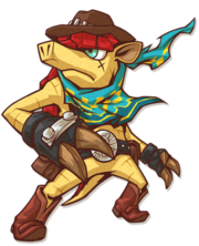 Dillon - Last Ranger