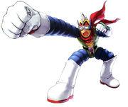 Namco-x-Capcom-Game-Character-Official-Artwork-Bravoman