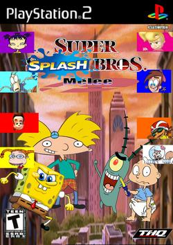 Nicktoons-Super-Splash-Bros.-Melee-PS2
