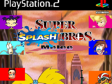 Nicktoons Super Splash Bros. Melee
