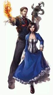 Booker & Elizabeth