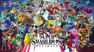 Super Smash Bros. Crossover Ultimate Main Theme (E3 2019 version)-0
