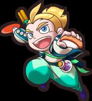 Sushi Striker Musashi male