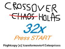 Crossoverholas3DX