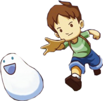 242-2424462 boy-his-blob-boy-and-his-blob-png
