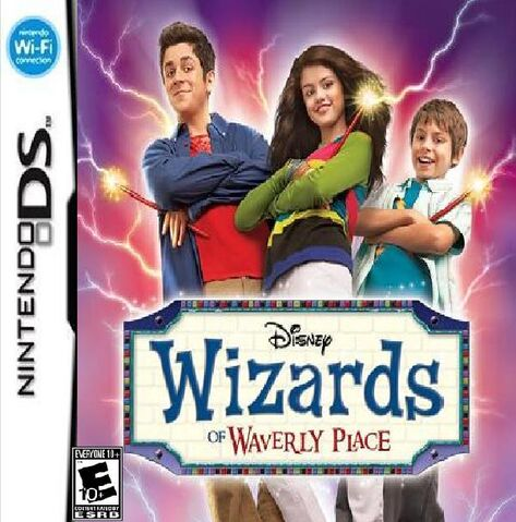 File:Wizards of Waverly Place The Video Game Nintendo DS Boxart.jpg