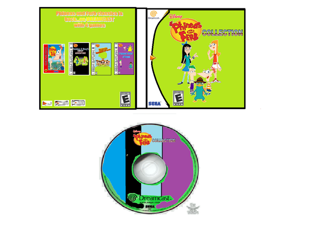 File:Phineas and Ferb Collection.png