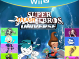 Nicktoons Super Splash Bros. Universe