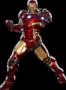 Anthony Stark (Earth-30847) from Marvel vs Capcom Infinite 0001