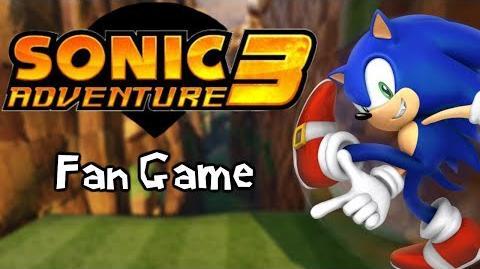 Sonic Adventure 3 2018