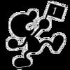Mr. Game & Watch SSBU