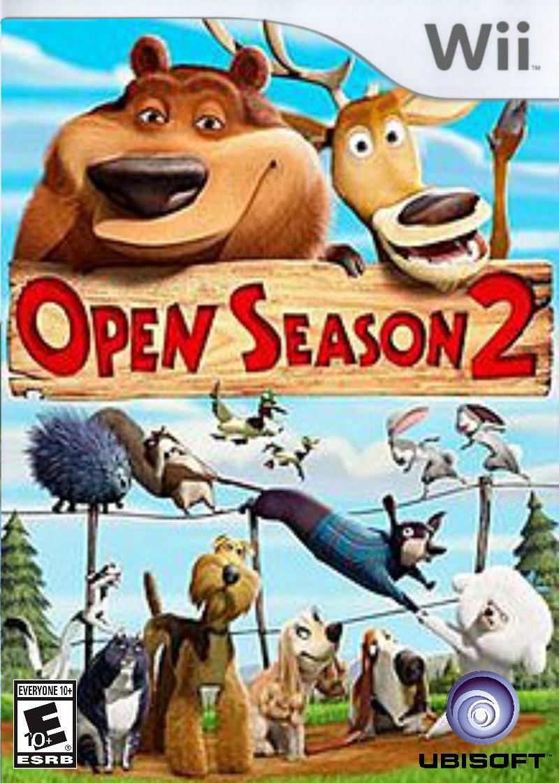 Open Season 2 video game Video Game Fanon Wiki Fandom
