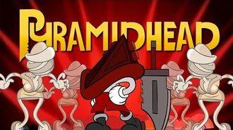PYRAMIDHEAD Cuphead meets Silent Hill!