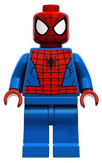 Beautiful N 6873 Spider Man