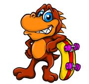 March of the mascots radical rex by code e-d8krddi