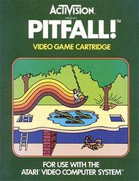 Pitfall! Coverart