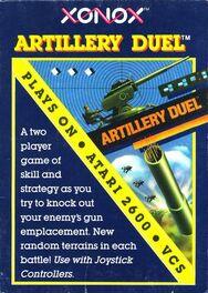 Artillery duel cart 2 large
