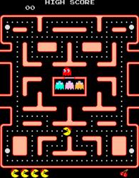 Mspacman gameplay