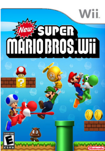 New Super Mario Bros  Wii | Video Game History Wiki | FANDOM powered