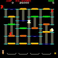 BurgertimeInPlay