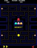 Pac-man gameplay