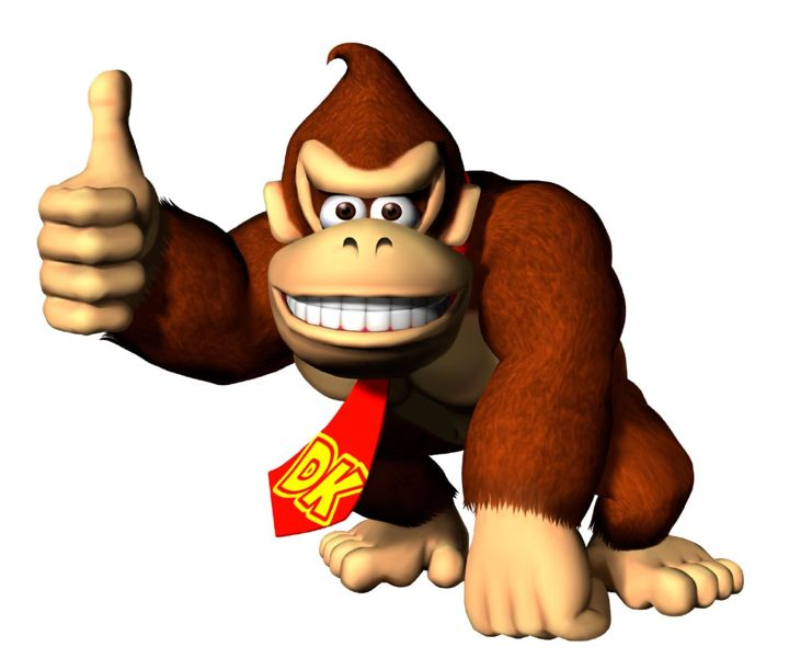 Donkey Kong Character Video Game History Wiki Fandom Powered