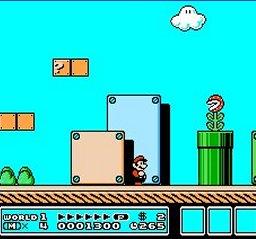 SuperMarioBros3 gameplay