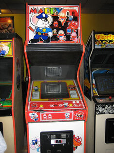 Mappy cabinet