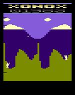 Artiller Duel Atari 2600 screenshot1