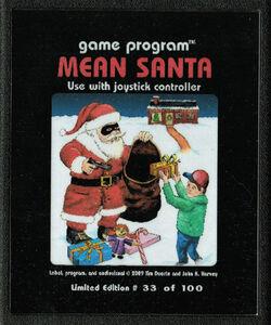 Mean Santa LE