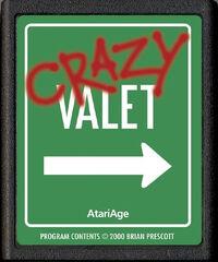 Crazy Valet (AtariAge)