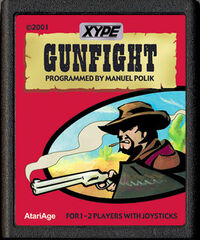 Gunfight (AtariAge)
