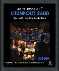 Chunkout 2600 (Hozer)