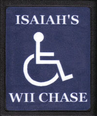 Isaih's Wii Chase