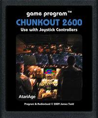 Chunkout 2600 (AtariAge)
