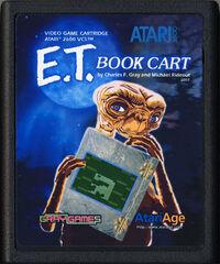 E.T. Book Cart (AtariAge)