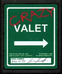 Crazy Valet LE