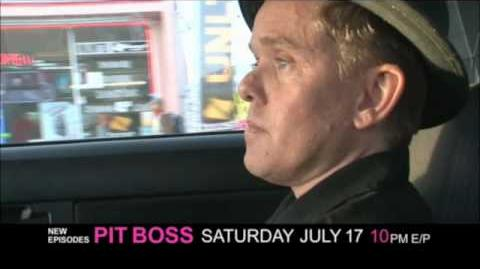 Pit Boss on Animal Planet