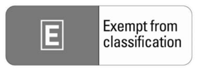 280px-Exempt for classification