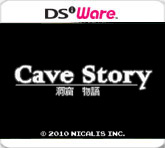 Cave Story DSiWare