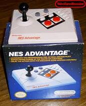 NES Advantage & Box