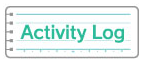 Activty Log Logo
